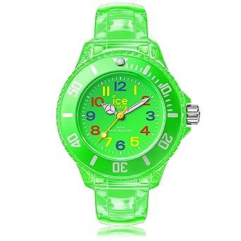 bas prix paquet à la mode et attrayant design distinctif Ice-Watch - Ice Happy Dazzling Blue - Montre pour Garçon avec Bracelet en  Plastique