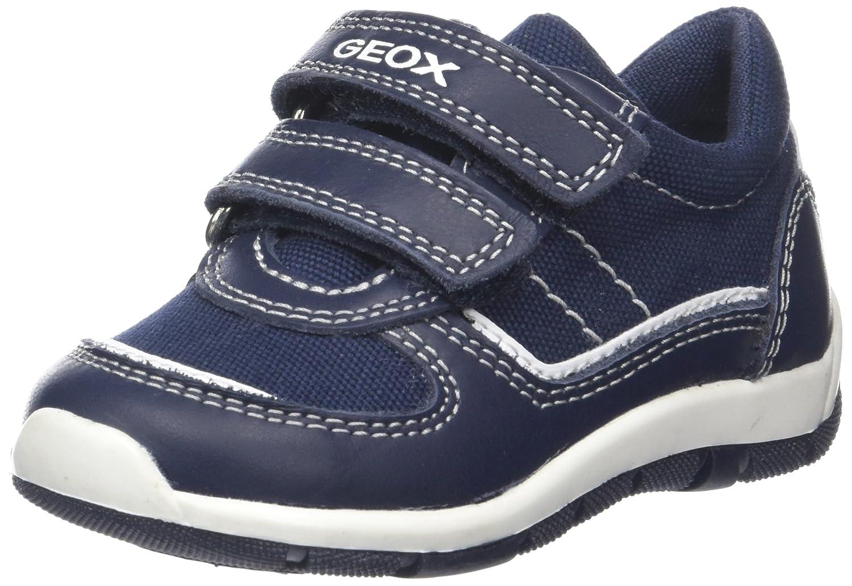 Geox B Shaax A, Sneakers Basses bébé garçon