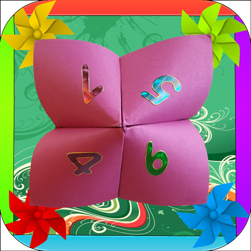 Five Cocottes (Cootie Catcher 8in1)