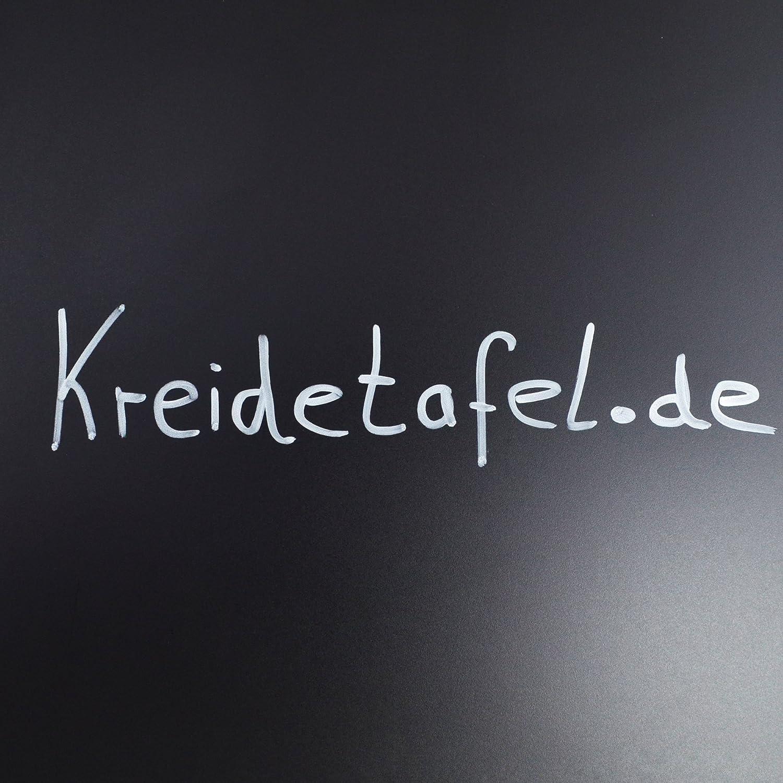 Kreidetafel wetterfest schwarz, 90 x 60 cm: Amazon.de: Bürobedarf ...
