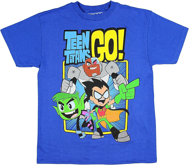 teen titans shirt