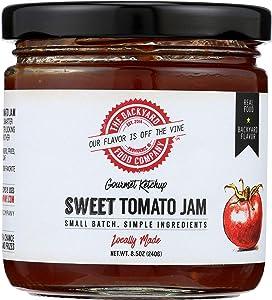 The Backyard Food Company, Sweet Tomato Jam, 8.5 oz Jar