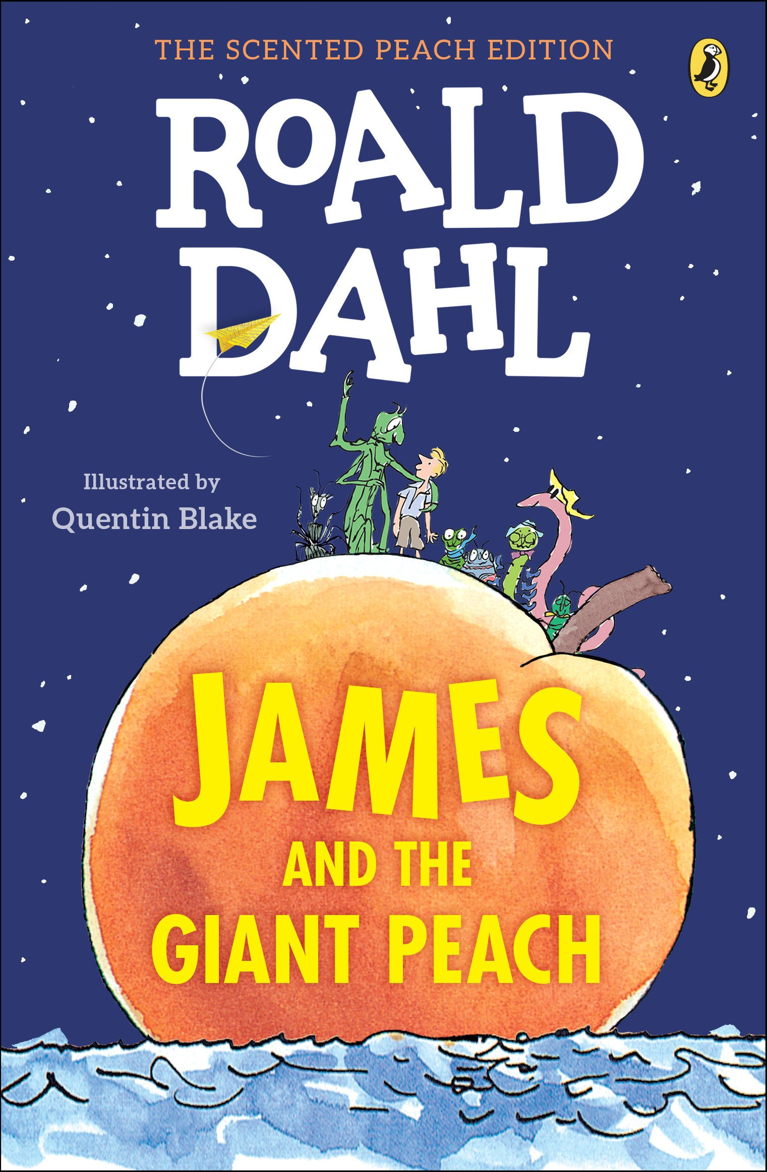 James and the Giant Peach: The Scented Peach Edition ebook