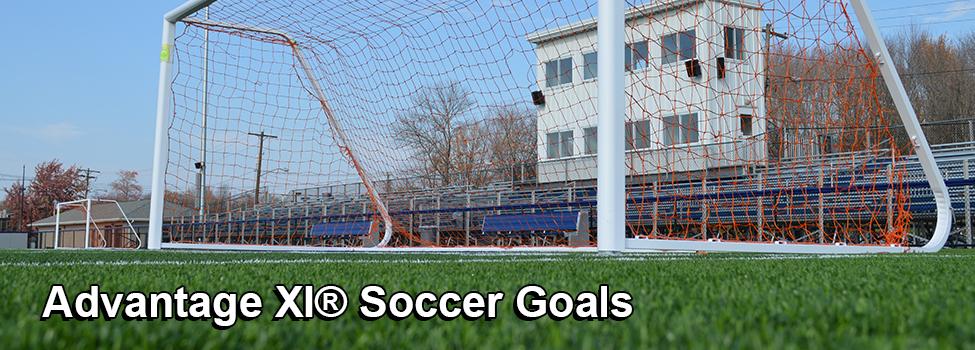 Advantage XI® Soccer Goals