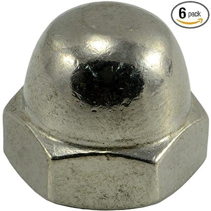 Hard-to-Find Fastener 014973177942 Acorn Nuts Piece-6 5//16-18