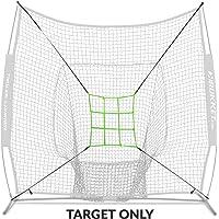 Rukket Baseball/Softball - Lente de Entrenamiento Ajustable con Zona de Golpe (Solo Lente de Zona de Freno Ajustable) Marco y Red se Vende por Separado