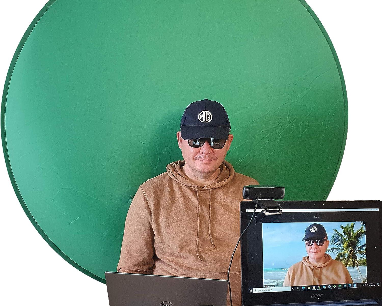 Chromakey Tragbare Webcam Mit Grünem Bildschirm 142 Kamera