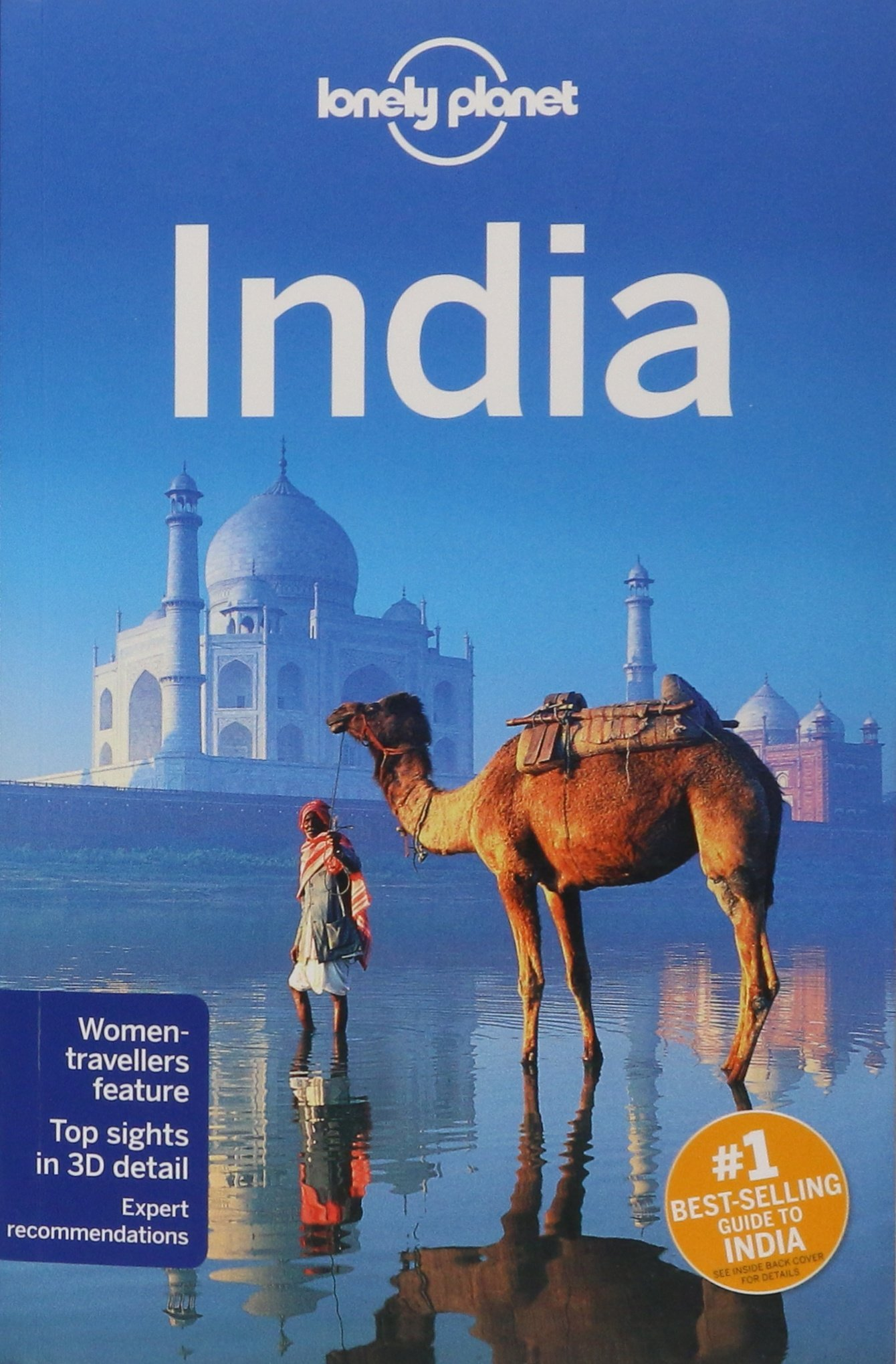 Lonely Planet India Guide (Country Regional Guides)