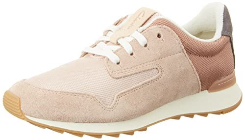 Clarks Damen Floura Mix Sneakers