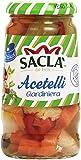Saclà - Acetelli, Giardiniera, Verdure Miste all'Aceto di Vino - 290 g