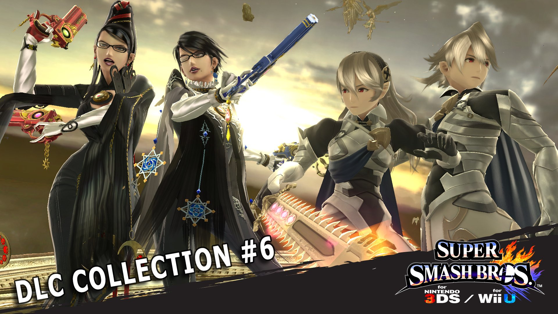 Super Smash Bros. DLC Collection #6 - Wii U [Digital Code]