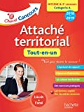 Objectif Concours 2018 Attaché territorial (concours interne)
