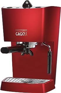 Gaggia Espresso Pure 74840 Coffee Maker - Black: Amazon.co.uk ...