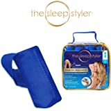 "Allstar Innovations The Sleep Styler, The heat-free Nighttime Hair Curlers for Short or Long Fine Hair, Mini (3"" Rollers…"
