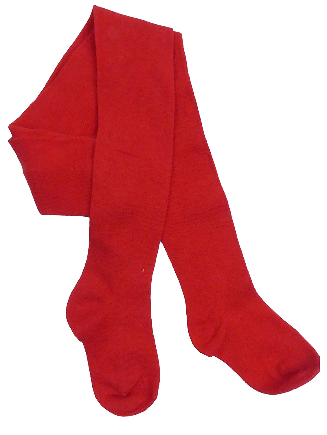 Girls Tights Cotton Rich with Elastane Great Range of Colours 2-3 to 9-10 years
