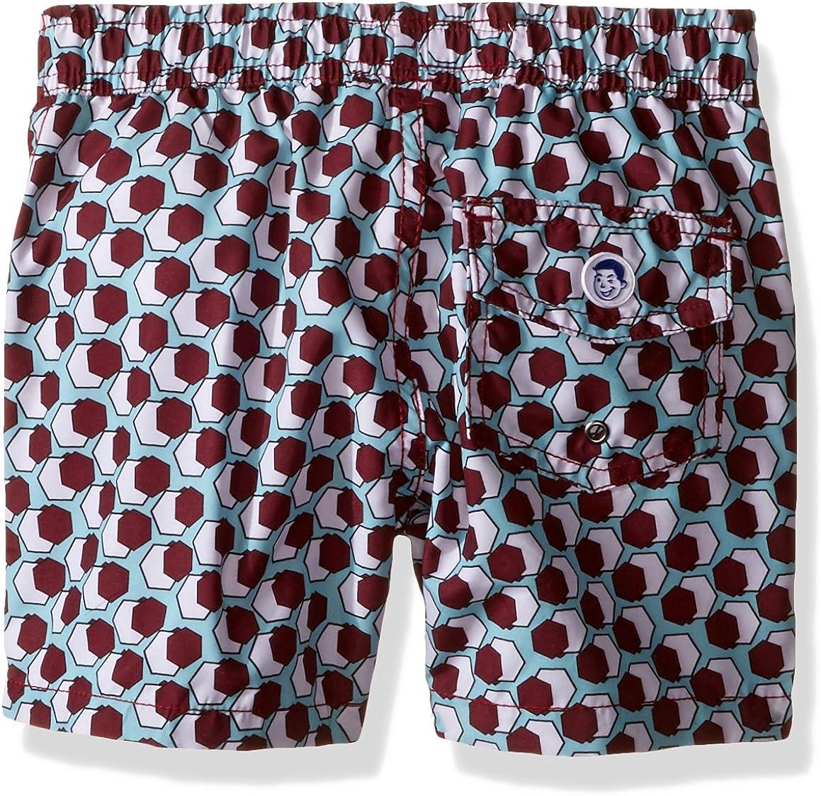 Swim Boys Jr.Swim Double Hexagon Swim Trunks Jr