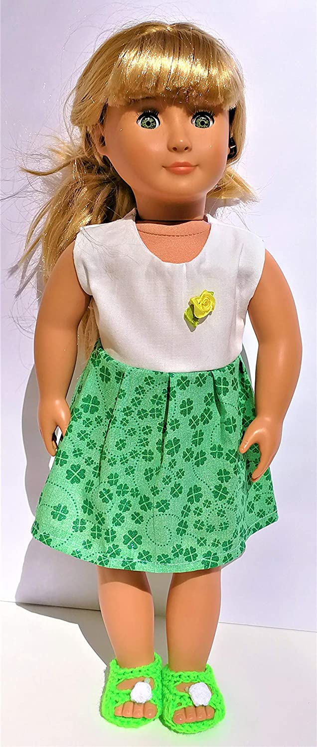 90e540b673 Amazon.com: Spring Birthday St. Patrick's Day Gifts For Little Girls ...