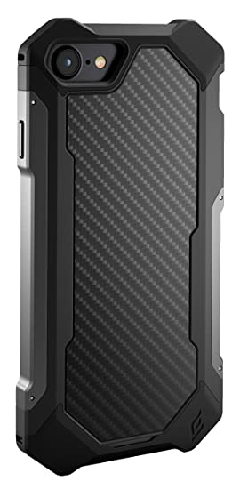 free shipping 4980f cac53 Element Case Sector Mil-Spec Drop Tested Case for Apple iPhone 8 and 7 -  Carbon (EMT-322-133DZ-02)