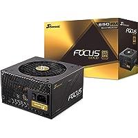 Seasonic FOCUS 750 Gold SSR-750FM 750W 80+ Gold ATX12V & EPS12V Semi-Modular7 YearCompact 140 mm Size Power Supply