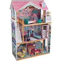 KidKraft 65079 Annabelle Dollhouse with Furniture