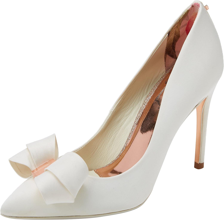 Ted Baker Women's Skalett Shoes, Ivory