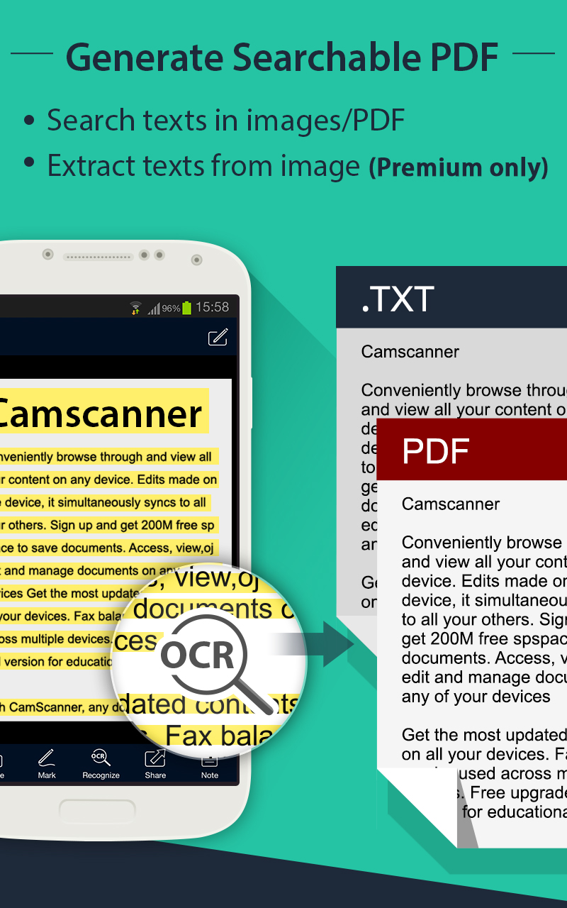 CamScanner License: Amazon.es: Appstore para Android