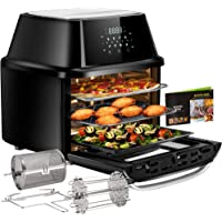 | Air Fryer with Rotisserie