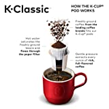 Keurig K55/K-Classic Coffee Maker, K-Cup