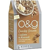 O&G Cashew Nut & Almond Crunchy Granola, 450g