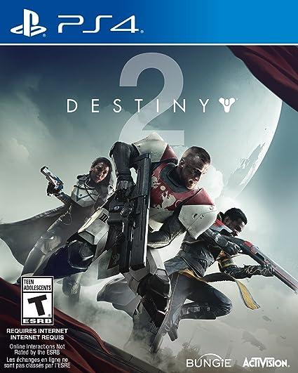 Activision Destiny 2 Ps4 Basico Playstation 4 Eng Video Juego