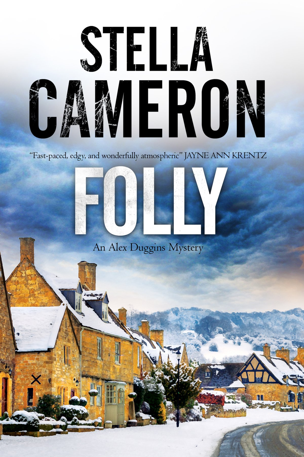 Folly: A British murder mystery set in the Cotswolds (An Alex ...