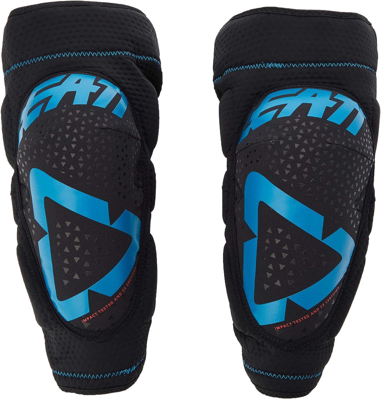 Leatt 3DF 5.0 Zip Knee Guard Fuel//Black XXL