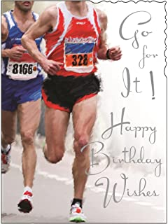 Greeting Card JJ4306 Male Birthday