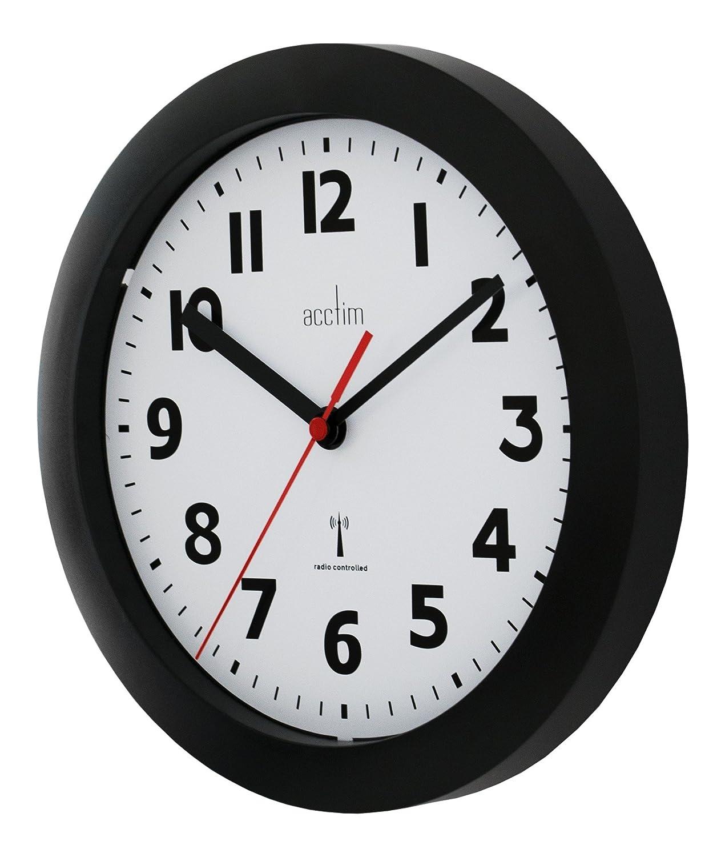 Acctim Parona Radio Controlled Wall Clock Wall Clock by Acctim