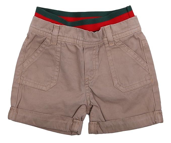salvare 4cc47 f9fed Gucci - Pantaloncini - ragazzo Beige 6 Mesi: Amazon.it ...