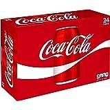 Coca-Cola Soda Soft Drink, 12 fl oz, 24 Pack