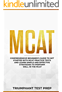 Amazon com: MCAT – The Official Guide to the MCAT® Exam