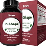 Natural Breast Enhancer Breast Enlargement Pills To Increase Size And Shape – With Ginseng + L Arginine + Maca Root + Tongkat Ali – Improve Shape Without Putting On Weight By Bio Sense