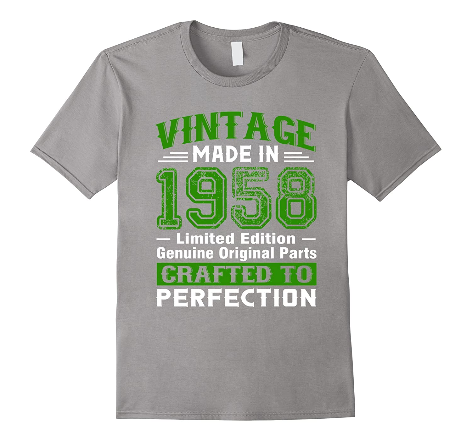 Vintage Made In 1958 Crafted To Perfection 59 Yrs Years Old
