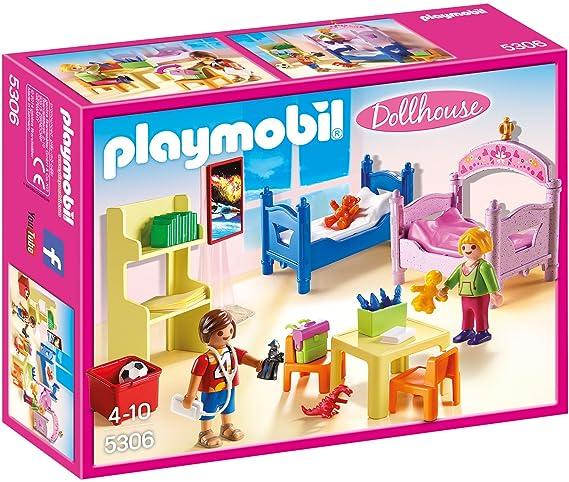 PLAYMOBIL 5306 - Buntes Kinderzimmer: Amazon.de: Spielzeug