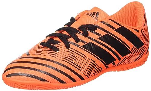 adidas Nemeziz 17.4 In J, Zapatillas de fútbol Sala Unisex Niños: adidas Performance: Amazon.es: Zapatos y complementos