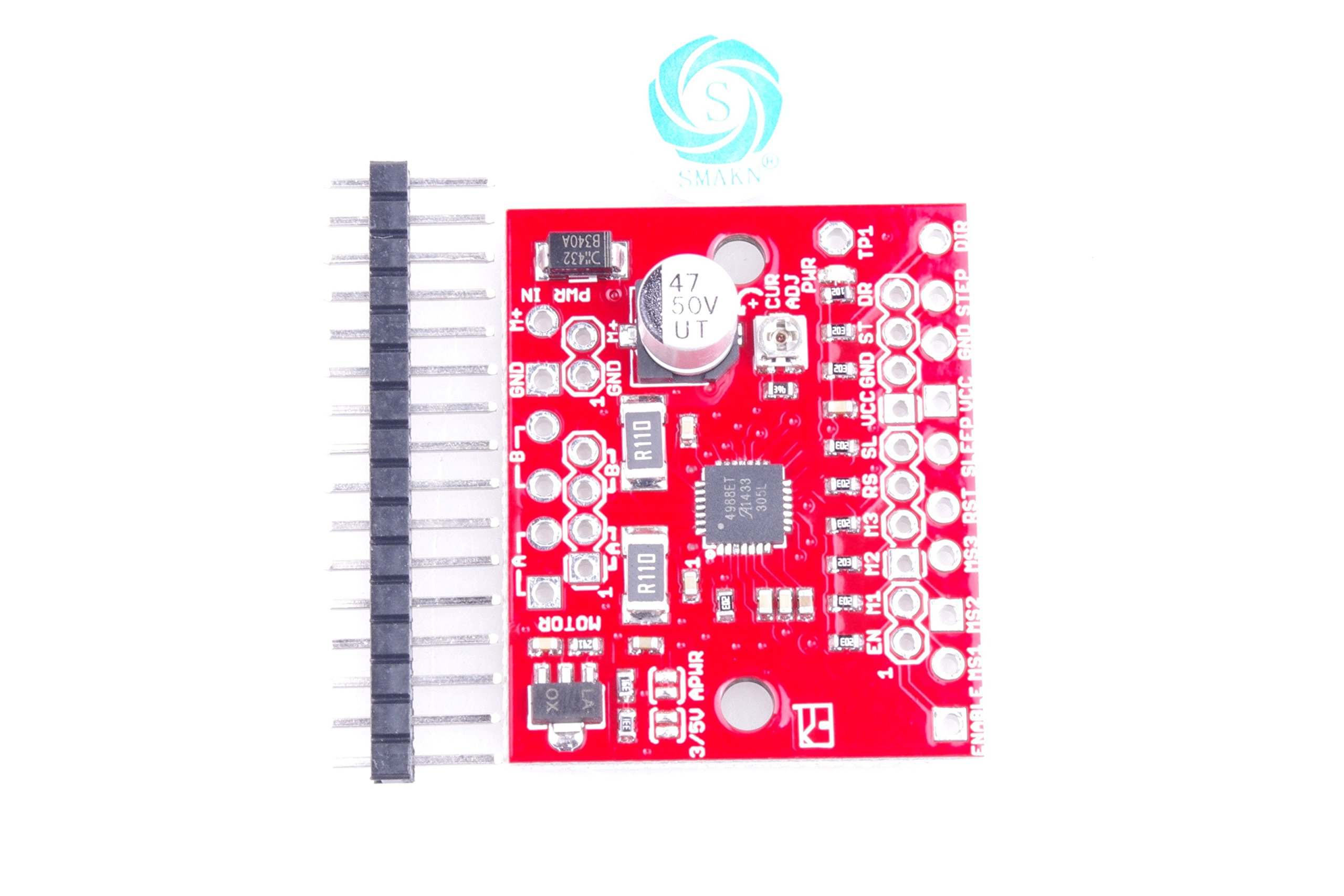 SMAKN® Big Easy Driver drive stepper motor easy driver board
