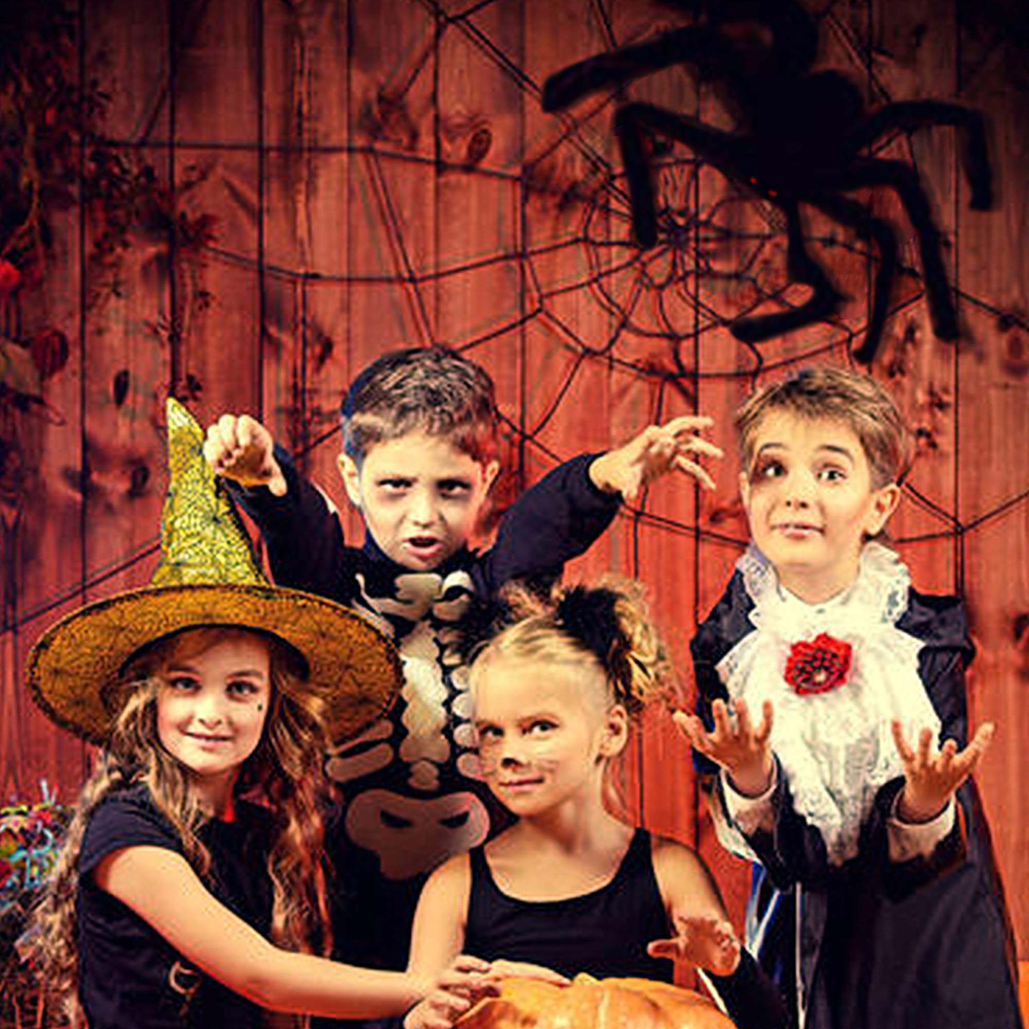 OTBBA Halloween Decorations, Giant Spider Decorations and ...