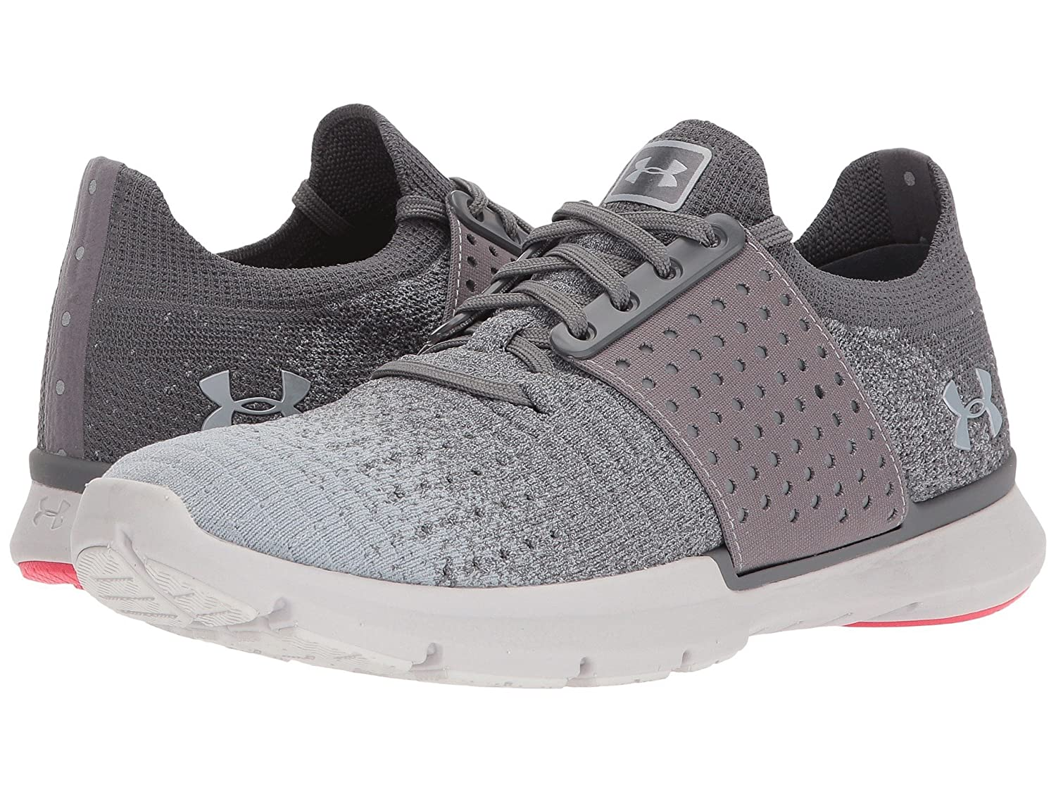 【国内在庫】 [(アンダーアーマー) Under Armour] [レディースランニングシューズ UA Speedform Slingride Armour] 2 Gray Fade Gray/Overcast Running Shoes] (並行輸入品) B07N6QZGRC Graphite/Glacier Gray/Overcast Gray 7 B - Medium 7 B - Medium|Graphite/Glacier Gray/Overcast Gray, オオガタムラ:f3cd2f76 --- 4x4.lt