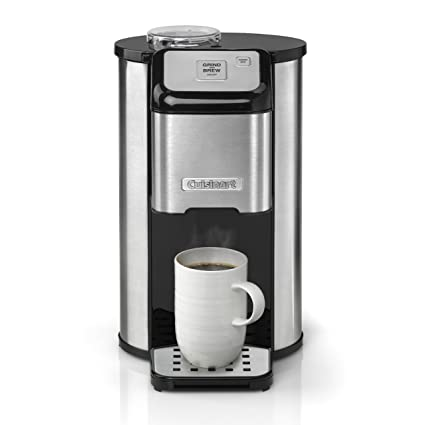 Cuisinart Dgb1u One Cup Grind And Brew Coffee Maker Amazoncouk
