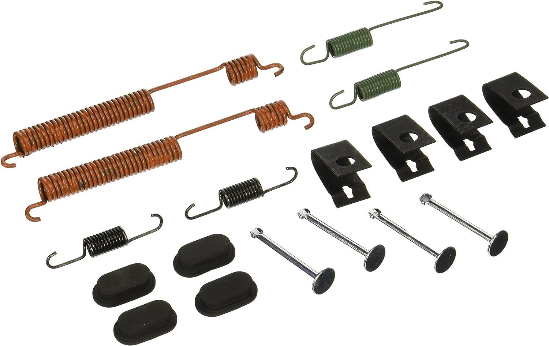 Rear Wagner H7206 Drum Brake Hardware Kit
