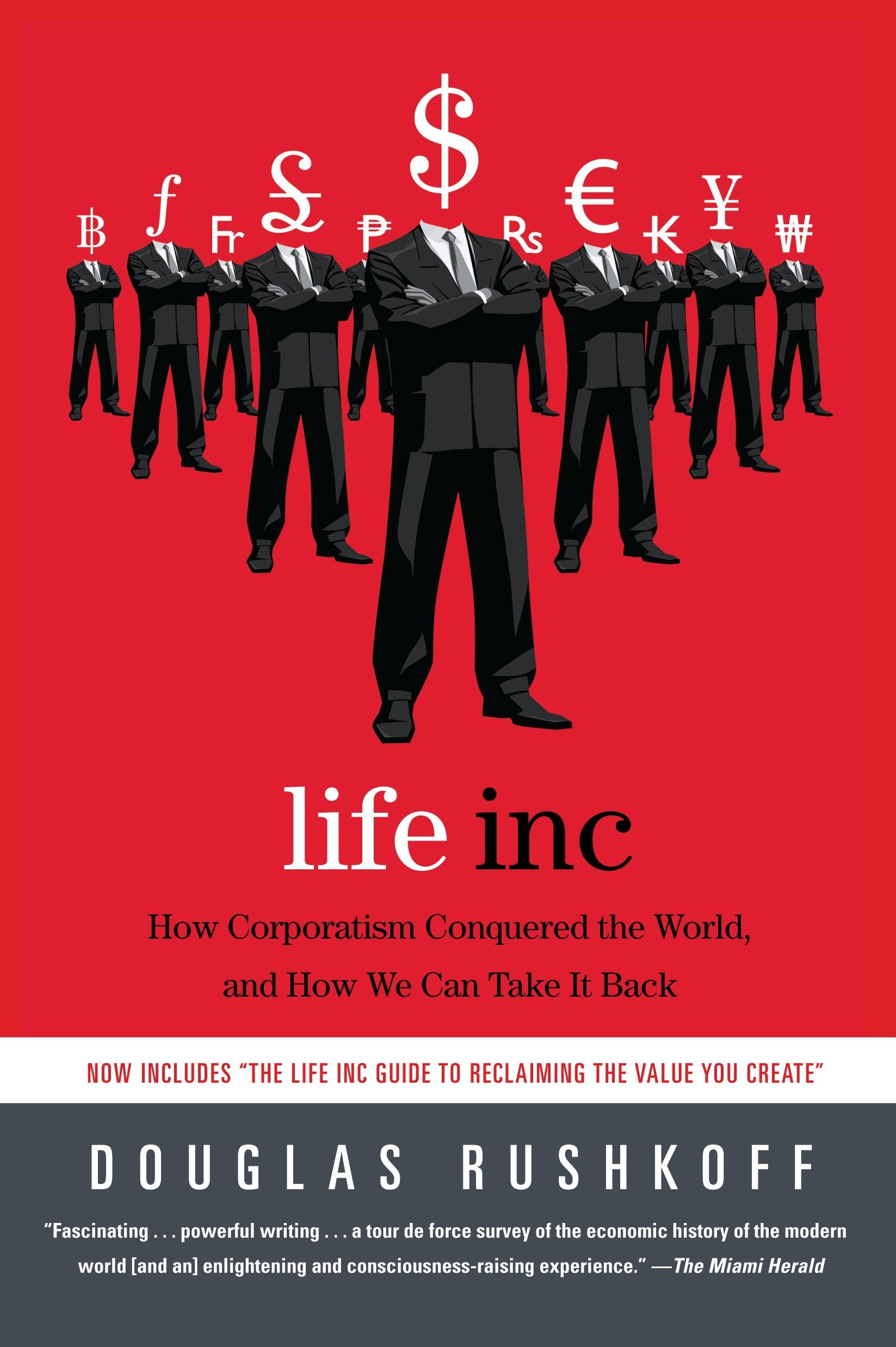 Life Inc: How Corporatism Conquered the World, and How We Can Take It Back: Amazon.es: Rushkoff, Douglas: Libros en idiomas extranjeros