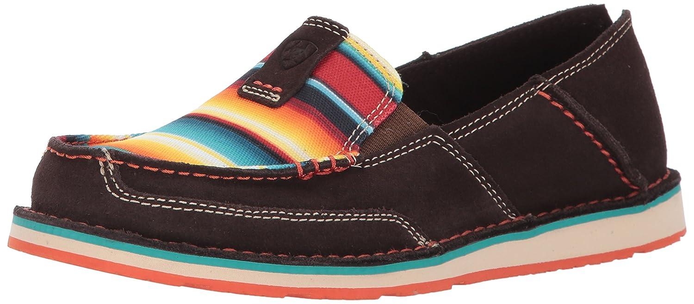 Ariat Women's Cruiser Slip-on Shoe B01MSCWO6L 9 B(M) US|Chocolate Fudge