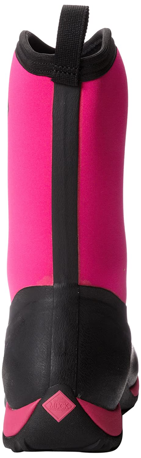 Muck Boot Company Women's Arctic Weekend US|Black/Hot Boot B00BN619GE 7 B(M) US|Black/Hot Weekend Pink fc6a98