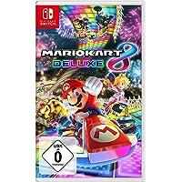 Nintendo Mario Kart 8 Deluxe Switch Oyun Mariokart
